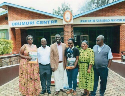 My Story with Jesuit Urumuri Centre in Seven Keywords