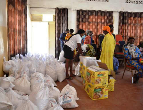 Leave Noone Behind – Emergency food relief COVID19 – 29th June 2020
