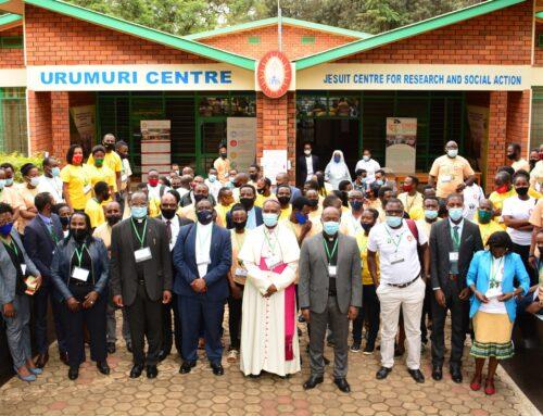 La jeunesse et le développement intégral : Conférence de promotion des idéaux de Laudato Si' dans la Région des Grands Lacs d'Afrique