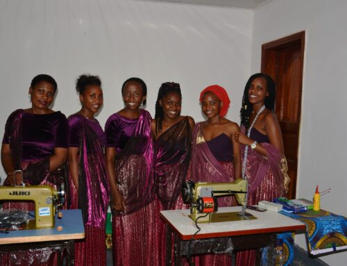 JUC hands over Tailoring Equipment to Beneficiaries of the Women Empowerment Program