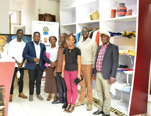 JUC facilitates the first 2 of 5 study visits for Youth Empowerment Program beneficiaries
